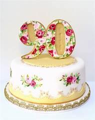 Happy 90 Birthday Cake