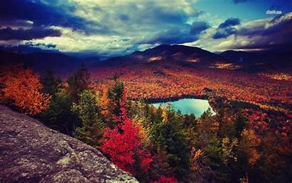 Mountain Fall Desktop Autumn Wallpapers Nature Resolution