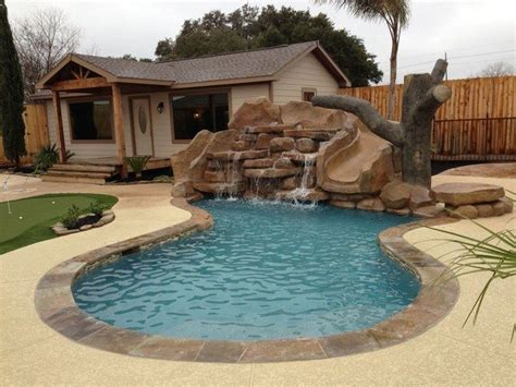 small house  pool extravagance   small house