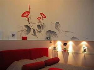 20 wall murals changing modern interior design with With interior decoration for wall painting