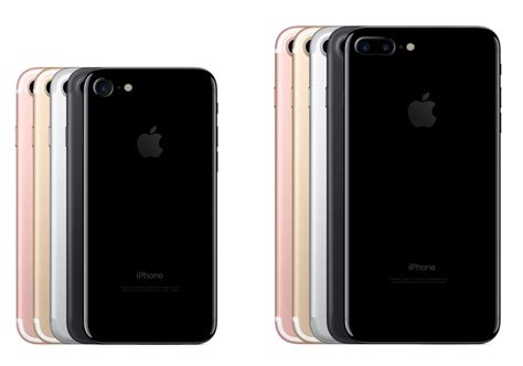 the iphone 7 apple announces the iphone 7 and iphone 7 plus the