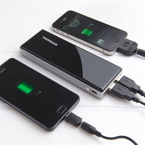 portable power bank comparison sanyo  sony