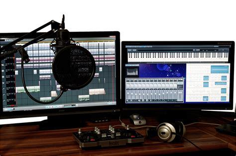 photo studio  mixer audio  image