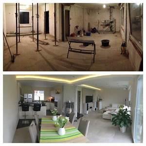 Wohnzimmer Vorher Nachher : wohnzimmer 39 wohn essbereich 39 haus am feld zimmerschau ~ Watch28wear.com Haus und Dekorationen