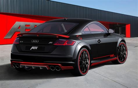 Audi Tuning Abt Sportline Tuned Audi Tt Coupe