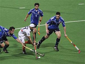 Clinical India maul Italy 8-1 in men's Olympic qualifier