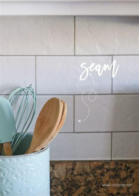 faux tile backsplash tile design ideas