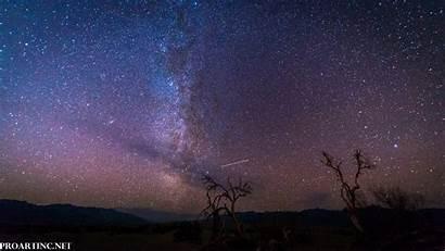 Milky Way Death Valley Sand Dunes Flat