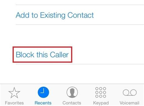 block a phone number how to block any caller s phone number on your