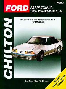 Ford Mustang 1989