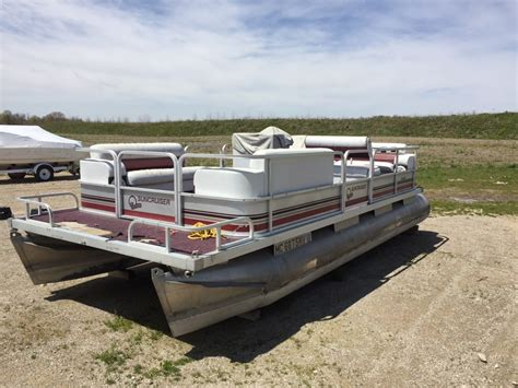 Used Boats In Ontario by Pre Owned Boats Ocp Boats Used Pontoon Boats Ontario