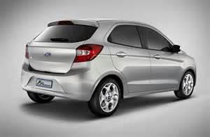 kã che design nuova ford ka la piccola americana diventa 5 porte
