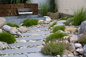 Gartengestaltung Mit Natursteinen : gartengestaltung h c eckhardt gmbh co kg ~ Markanthonyermac.com Haus und Dekorationen