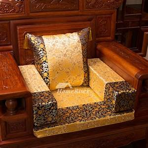 Luxury, Vintage, Gold, Floral, Polyester, Fiber, Couch, Best, Throw, Pillows