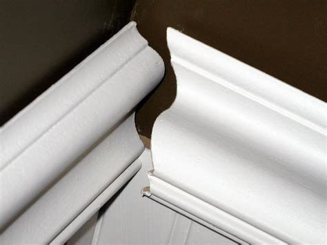 How To Cut Wainscoting by Installing Wainscoting Baseboards And Chair Rail Hgtv