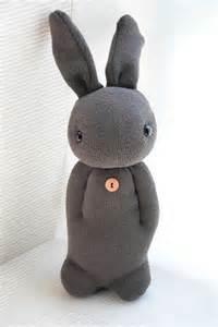Sock Rabbit Pattern