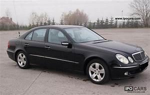 Mercedes E 270 Cdi : 2001 mercedes benz e 270 cdi car photo and specs ~ Melissatoandfro.com Idées de Décoration