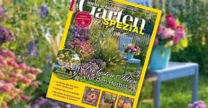 Schöner Garten Spezial : mein sch ner garten spezial ideen f r den herbst mein sch ner garten ~ Markanthonyermac.com Haus und Dekorationen