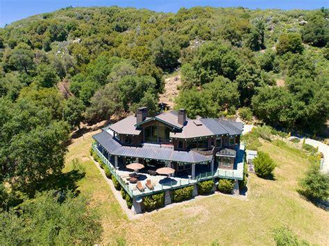 exclusive southern cali estate ranch  sale palomar