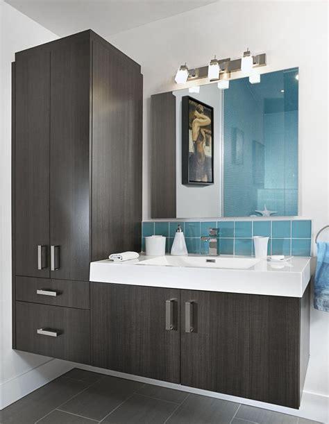 corail noir vanite melamine quartz bathroom ideas