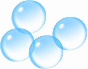 Blue Bubbles Clip Art at Clker.com - vector clip art ...