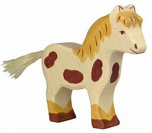 Ungiftige Farben Für Kindermöbel : holztiger holzfigur pony gefleckt ~ Whattoseeinmadrid.com Haus und Dekorationen