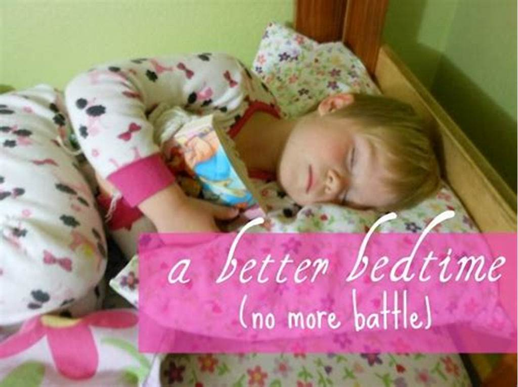 #A #Better #Bedtime #Routine