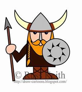 How To Draw Cartoons: Viking