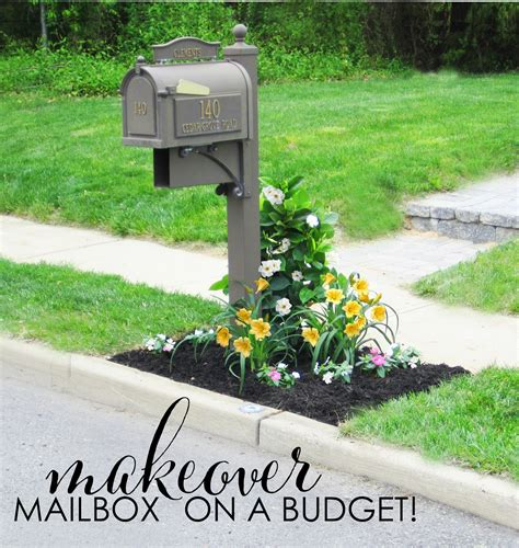 365 Designs Mailbox Makeover Create Instant Curb Appeal