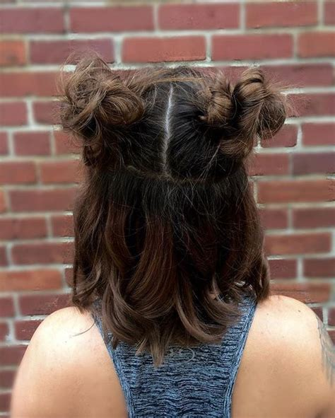 cute and easy hairstyles for medium length hair part 3