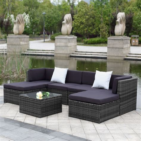100 walmart white wicker patio furniture attractive