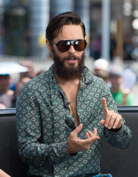 jared leto  perfected  slider gq