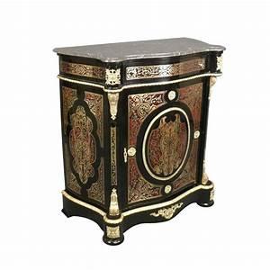 buffet napoleon iii de style boulle meubles empire With meuble style napoleon 3