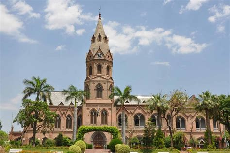 GCU Lahore announces reserve seats for transgenders in all ...