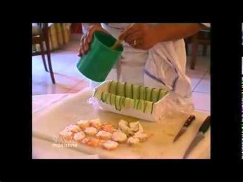 cuisiner queue de langouste terrine de langouste de méditéranée par tout pour