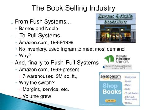 barnes and noble ingram nmit supply chain management lesson8
