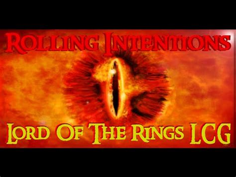 Lotr Lcg Deck Building lord of the rings lcg deck building for new players