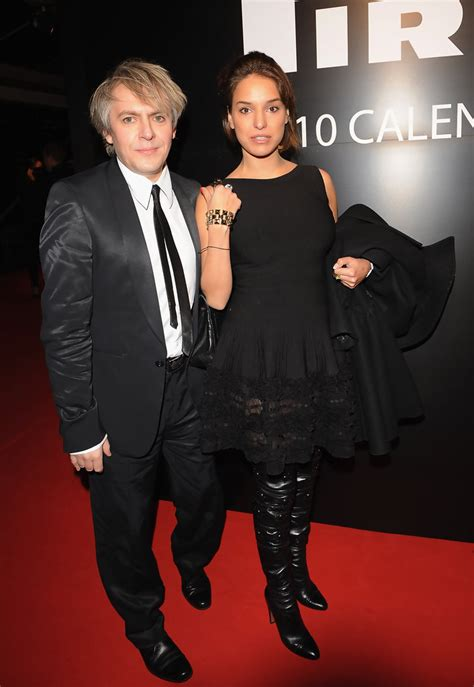 nick rhodes pirelli calendar party arrivals zimbio