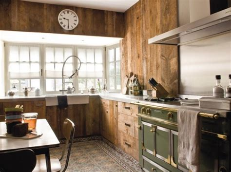 cuisine bois naturel deco cuisine bois naturel