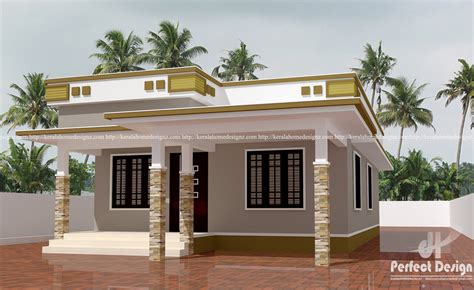 house designer simple contemporary home design kerala home design