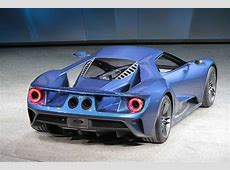 Ford Drops Bombshell with Plans for New GT Supercar Ford