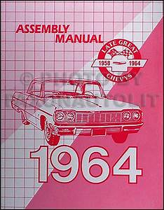 1973 Chevy Car Wiring Diagram Manual Reprint Impalacapricebel Air