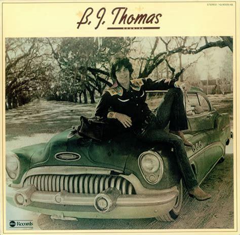 bj thomas reunion japanese vinyl lp album lp record