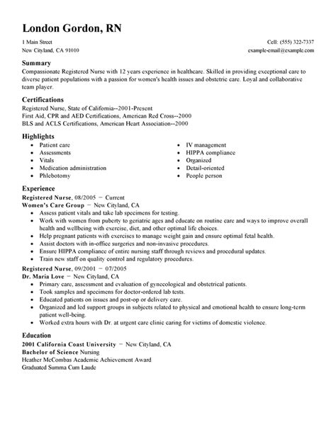 how to make cv resume samples nursing resume template 2017 learnhowtoloseweight net