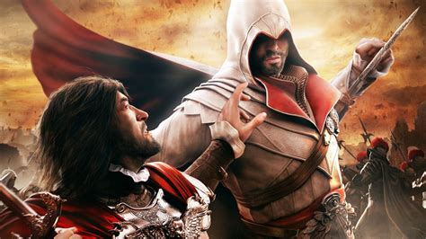 assassin creed brotherhood wallpaper  preview