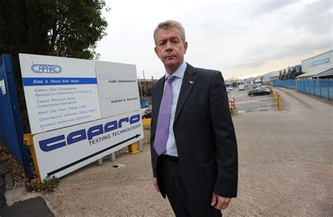 Dozens Of Jobs Saved After Part Of Collapsed Caparo Is