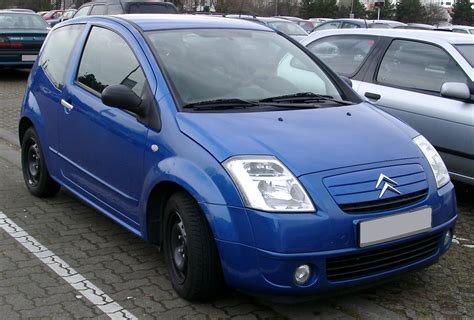 Citroen C2 Review And Photos