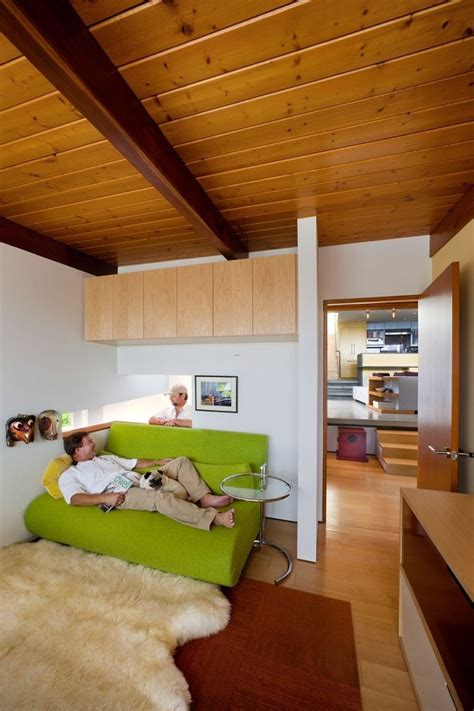 Awesome Small Home Temple Design Idea With Ceiling Wooden