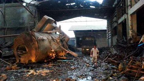 22 Injured In Boiler Explosion  The Thaiger