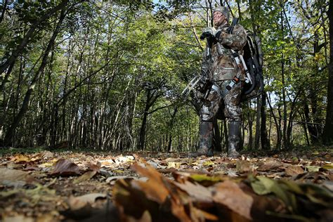 Early Season Bow Hunting Tree Stand Locations